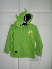 NWT Disney - Toddler Boy's - Monsters Inc. - Mike - Lightweight Jacket - Size 3T