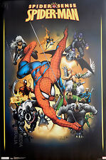 SPIDERMAN ADVERSARIES POSTER (91x61cm)  NEW LICENSED ART