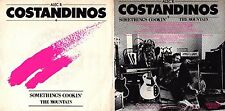DISCO 45 GIRI   ALEC R. COSTANDINOS ‎– SOMETHING'S COOKIN' // THE MOUNTAIN