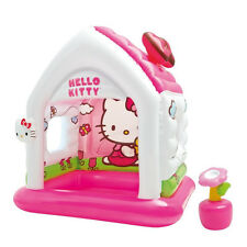 Intex Casetta Hello Kitty gonfiabile gioco bambine estate casa giardino 48631