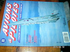 ¤ Avions & Pilotes n°81 Manx Airlines  Le Tornado Schlachtflieger