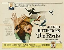 TIPPI HEDREN THE BIRDS 1963 ALFRED HITCHCOCK HORROR MOVIE CLASSIC 8X10 PHOTO