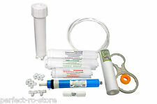 For Aquaguard Reviva Water Filter RO, COMPLETE SERVICE KIT+DOW FILMTEC 75 GPD