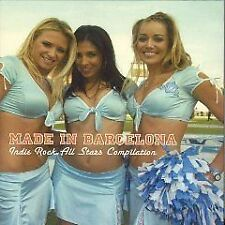 Made In Barcelona: Indie Rock All Stars (2CD + DVD)