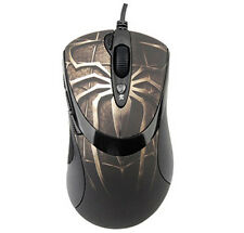 A4Tech XL-747H USB Wired Laser Gaming Mouse Weight Tuning X7 Series