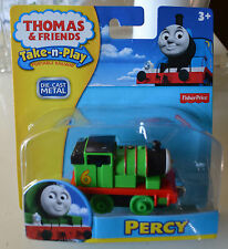 Thomas and Friends Take n Play PERCY Portable NEW
