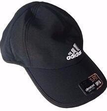 Adidas Adizero Men's Cap Adjustable Fit Hat Climacool UPF50 - Black