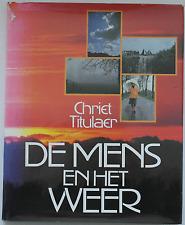 Bildband – De Mens en het Weer / Meteorologie