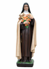 Saint Therese of Lisieux resin statue cm. 62