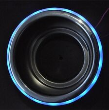 LED Cup Holder Light Ring for Boats/RV - stainless steel boat cup holder