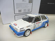 1:18 Otto Mobile VW GOLF G60 RALLYE Germany 1991 NEW Free Shipping WORLDWIDE