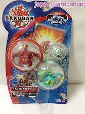 20354 AIR Sega Toys Bakugan Baku-Tech starter pack BST-07 HEX KIT