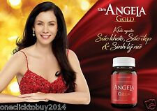 ANGELA GOLD Ginseng - Women Estrogen, Progesterone, Testosterone - Sexual Health
