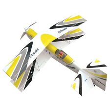 THE WORLD MODELS ULTIMATE EP (YELLOW COLOR) Radio Control Airplane 3-cell
