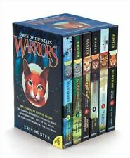 Warrior cats Omen of the Stars series book 1-6