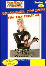 NWL #35 - But Darling... - Transvestite/Crossdressing Fiction
