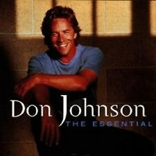 "DON JOHNSON ""THE ESSENTIAL"" CD -------- 16 TITEL -------- NEUWARE"