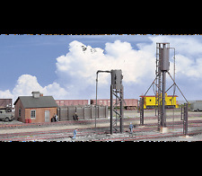 "N SCALE: ""SANDING TOWERS & DRYING HOUSE"" - Walthers Cornerstone Kit 933-3813"