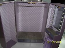 "FRANKLIN MINT Elizabeth Taylor TRUNK Case & Accessories for 16""Doll & Ensembles"