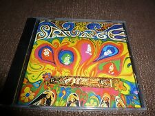 CD.THE SAVAGE RESURRECTION.+BONUS.BEST PSY ACID US 68 LIKE BLUE CHEER.SOUS CELLO