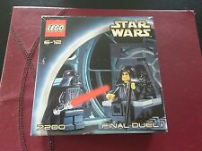 Lego Star Wars - Final Duel I 7200 new sealed free UK delivery