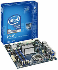 Placa Madre Intel Dg45id Chipset Intel G45 + ICH10R socet 775 Ddr2 al por menor