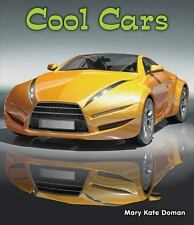 Cool Cars (All About Big Machines: Level C)