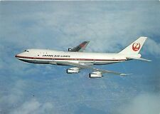 B71482 Japan Air Lines B 747 The Garden Jet plan Airplane Japan