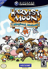 Harvest Moon: Magical Melody (Nintendo GameCube, 2006) PLAYERS CHOICE NEW