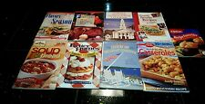 9 soft cookbooks Mc Cormick land o lakes. Better homes betty crocker lipton
