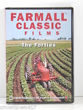 Farmall Tractors Classic Films The Forties DVD
