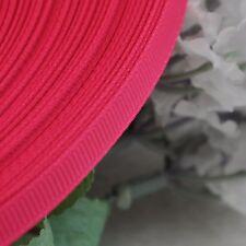 """U Pick  1/4""""  (6mm )Grosgrain Ribbon craft/sewing/appliques Mix Color"""