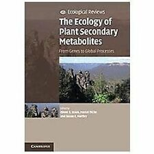 The Ecology of Plant Secondary Metabolites: From Genes to Global Processes (Ecol