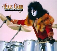 Unfinished Business [Digipak] by Eric Carr (CD, Nov-2011, Wienerworld)