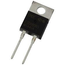Cree c3d08065a sic-diodo 11a 650v silicon Carbide Schottky diodo to220ac 855428