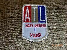 ATL A T L Safe Driver   Patch