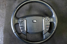 RANGE ROVER SPORT L320 LEATHER STEERING WHEEL WITH AIRBAG