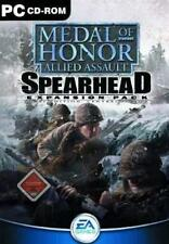 MEDAL OF HONOR  SPEARHEAD AddOn ORIGINALVERSION Top Zustand