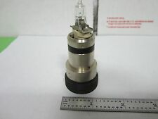 OPTICAL MICROSCOPE LEITZ WETZLAR GERMANY LAMP OPTICS  AS IS BIN#M6-16