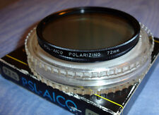 PSL-AICO 72mm linear Polarizer Filter with Case