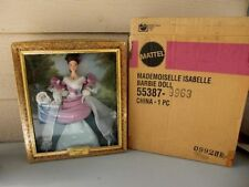 Mademoiselle Isabelle LE Barbie NIB ~ The Portrait Collection ~ Retired