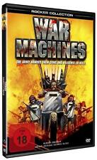 War Machines - Rocker Collection (2012) DVD - FSK 18