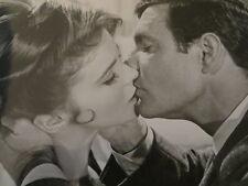 1966 Made in Paris ANN MARGRET Original Vintage Scene Photo 8x10 B&W #418