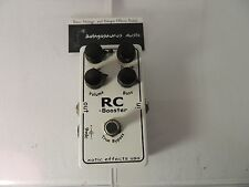 XOTIC RC BOOST CLEAN BOOSTER EFFECTS PEDAL FREE USA SHIPPING!!