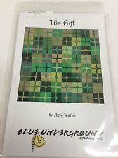 """Blue Underground Studios The Gift 63"""" x63"""" quilting pattern new"""
