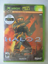 XBOX HALO 2 ~ Brand New Sealed ORIGINAL ISSUE DATE! DO NOT SELL BEFORE 11/09/04