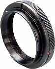 T 2 T2 Adapter camera lens converter NIKON DSLR &SLR USE T THREAD LENS ON NIKON