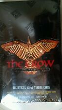 the crow collectable card box