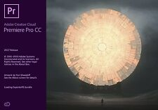 ADOBE PREMIERE PRO CC 2017 MAC/WINDOWS