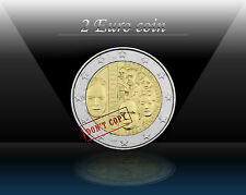 "LUXEMBOURG 2 EURO Commemorative coin 2015 (No2) ""House of Nassau - Dynastie"" UNC"